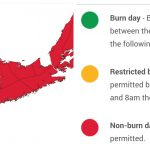 A ban on open fires is now in effect to protect Nova Scotia's forests during the pandemic