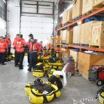 Halifax Regional Fire and Emergency is gearing up with a renewed program that will train up to 120 members for extreme rescue conditions