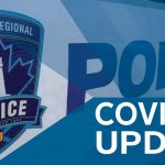 COVID-19 enforcement statistics information (HRP and RCMP)