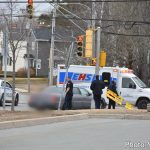 (Update – Charges laid) Police investigate vehicle/pedestrian collision – Dartmouth