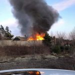 Fire investigation summary for 25 Keyes Court, Bedford