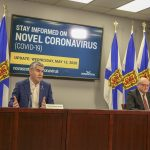 Nova Scotia Reports Four More Deaths, Eight New Cases of COVID-19