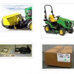 John Deere Attachment Kits for 60 Inch Brooms recalled due to injury hazard