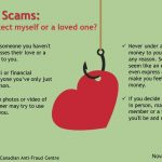 RCMP is reminding the public to be cautious when looking for love online