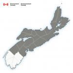 (Ended) Frost advisory via Environment Canada