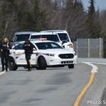 RCMP officers from multiple provinces providing policing services to Nova Scotians