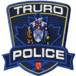 Truro Police responded to Inglis Place in response to a male breaking windows
