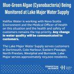 (Update) Blue-Green Algae Being Monitored at Lake Major Water Supply