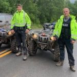 Kings District RCMP use ATVs to locate lost riders​