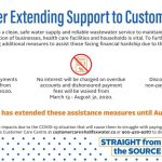 Halifax Water Further Extending Support to Customers in Need