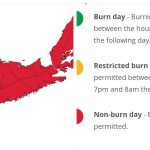 Effective August 14 at midnight, campfires at provincial campgrounds will be restricted