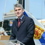 Premier Stephen McNeil is stepping down.