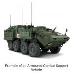 Production of Armoured Combat Support Vehicles Begins