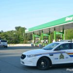 RCMP are investigating armed robbery