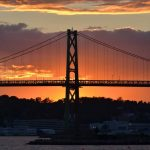 The Macdonald Bridge will be closed 7pm Friday, August 28