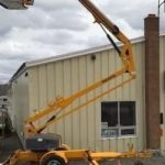 Can you help East Hants RCMP solve a theft of a towable boom lift?