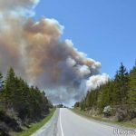 Currently, continued hot, dry and windy conditions in parts of eastern Canada, the southern Prairies, and the southern interior of British Columbia have intensified the threat of wildfires