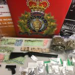 Multiple charges laid, drugs and weapons seized in Truro and Colchester County