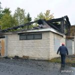 Police investigate arson in Lower Sackville