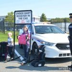 RCMP and Child Safety Link remind drivers to safely buckle up child passengers