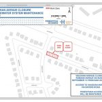 Vaughan Avenue Closure for Wastewater System Maintenance / Leiblin Park Area – Water System Pump Maintenance