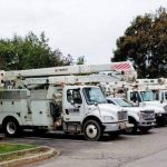 NOVA SCOTIA POWER CREWS READY FOR HURRICANE TEDDY Halifax