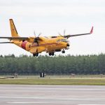 Canada receives its first new fixed-wing search and rescue CC-295 aircraft