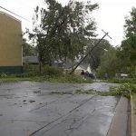 At 12:10a.m.ADT, Monday, September 29, 2003, Hurricane Juan made landfall in Nova Scotia