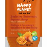Happy Planet brand Berkeley Butternut Squash Soup and Thai Coconut Soup recalled due to spoilage