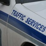 Police Respond To Motor Vehicle Collision