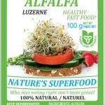 Sunsprout brand Micro – Greens, Alfalfa recalled due toSalmonella