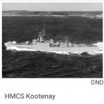 Premier Proclaims HMCS Kootenay Day