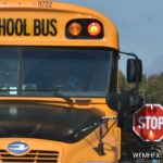 RCMP and the Nova Scotia Department of Transportation and Infrastructure Renewal work together for School Bus Safety Week
