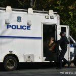 (Update) Police investigate suspicious package