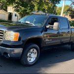 Help RCMPNS find a stolen truck
