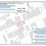 Quinpool Road – Lane Drop for Wastewater System Maintenance
