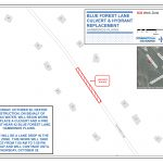Blue Forest Lane – Culvert & Hydrant Replacement / Quinpool Road – Lane Drops for Paving Work