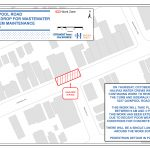 Robie Street / Quinpool Road – Lane Drop for Wastewater System Maintenance