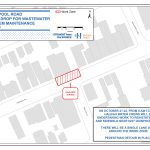 Quinpool Road – Lane Drop for Wastewater System Maintenance / Rutledge Street Closure – Water Main Valve Replacement