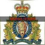 RCMP update on efforts to find Matthew Simon Harrie