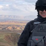 RCMP officer helping women in Iraq