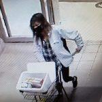 Help RCMP locate theft suspect