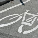 Hollis Street bicycle lane work now complete