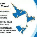 NEW BRUNSWICK CHANGES TO ATLANTIC TRAVEL