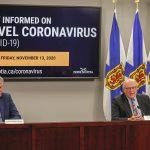 Nova Scotia Reports Two School-based Cases of COVID-19