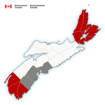 (Ended) Weather statement via Environment Canada
