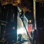 Police investigating suspicious fire