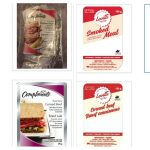 Certain Compliments brand, Levitts brand, and The Deli-Shop brand deli meat products recalled due toListeria monocytogenes
