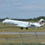 Potential exposure to COVID-19 on Air Canada flight