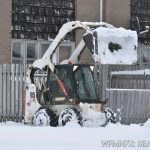 Snow storm brings minimal traffic delays, snow clearing operations continue